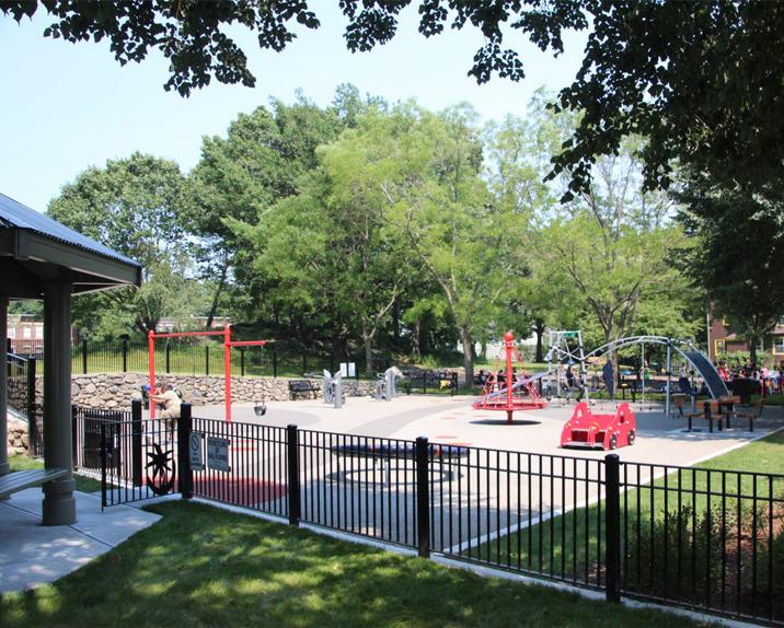 Call for Artists for RDLA designed Gertrude Howes Playground!