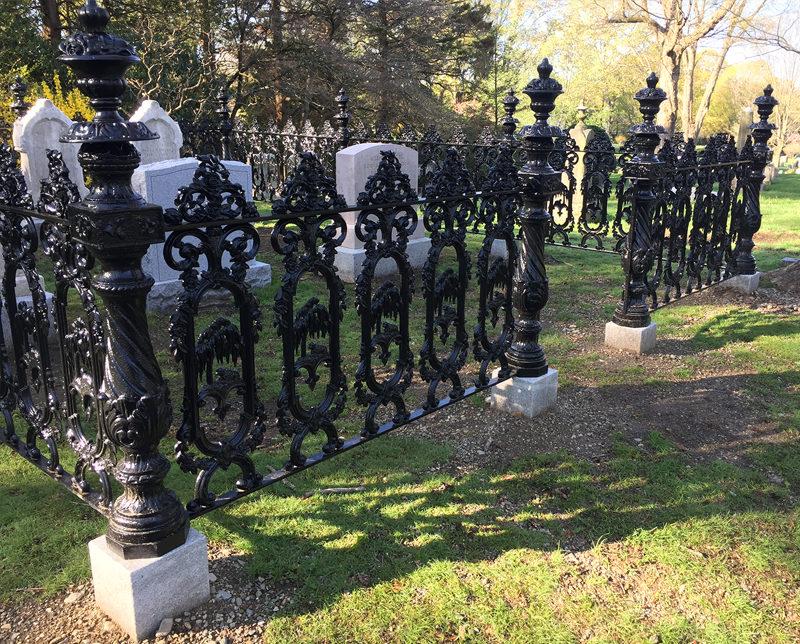 Whipple Beal Fence