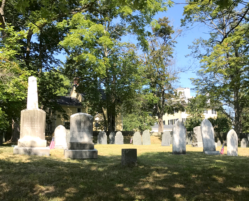 Arlington's Old Burying Ground